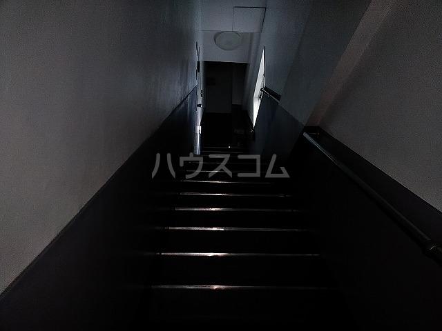 湯島明成ビル 4F号室の居室