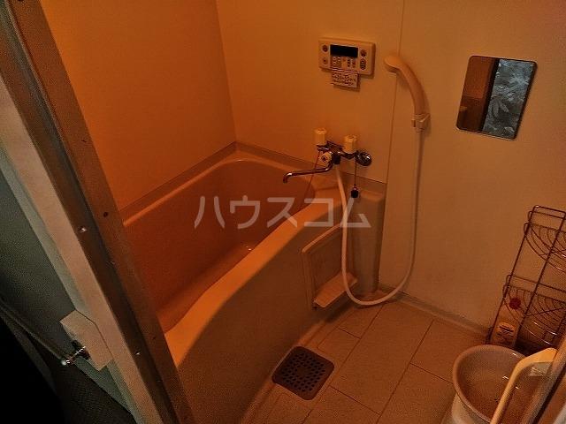 湯島明成ビル 5F号室の風呂