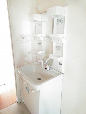 ヴァレンティーナ D 103号室の洗面所