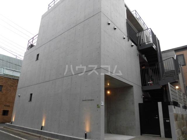 Glanlink Komazawaの外観