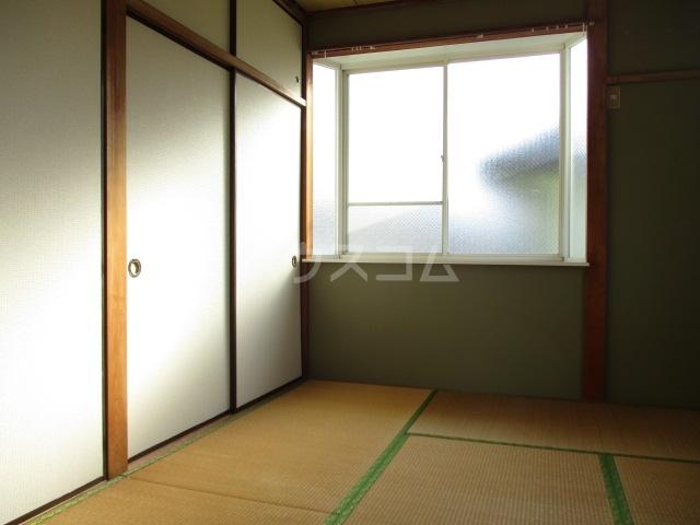 ハイツ中根 206号室の居室