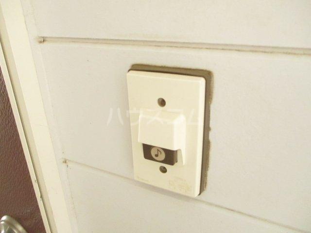ハイツ中根 206号室のセキュリティ