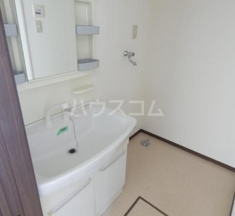 ラポールIWAI Ⅱの洗面所