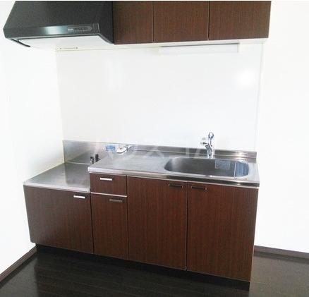 ラポールIWAI Ⅱのキッチン