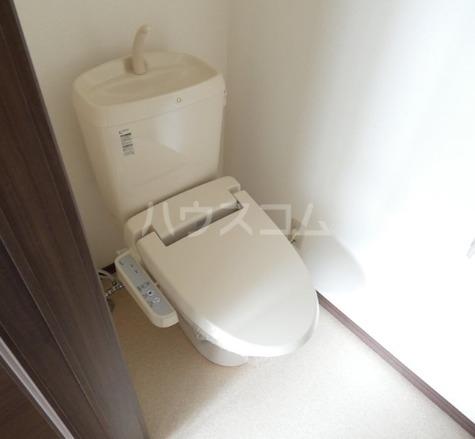 ラポールIWAI Ⅱのトイレ