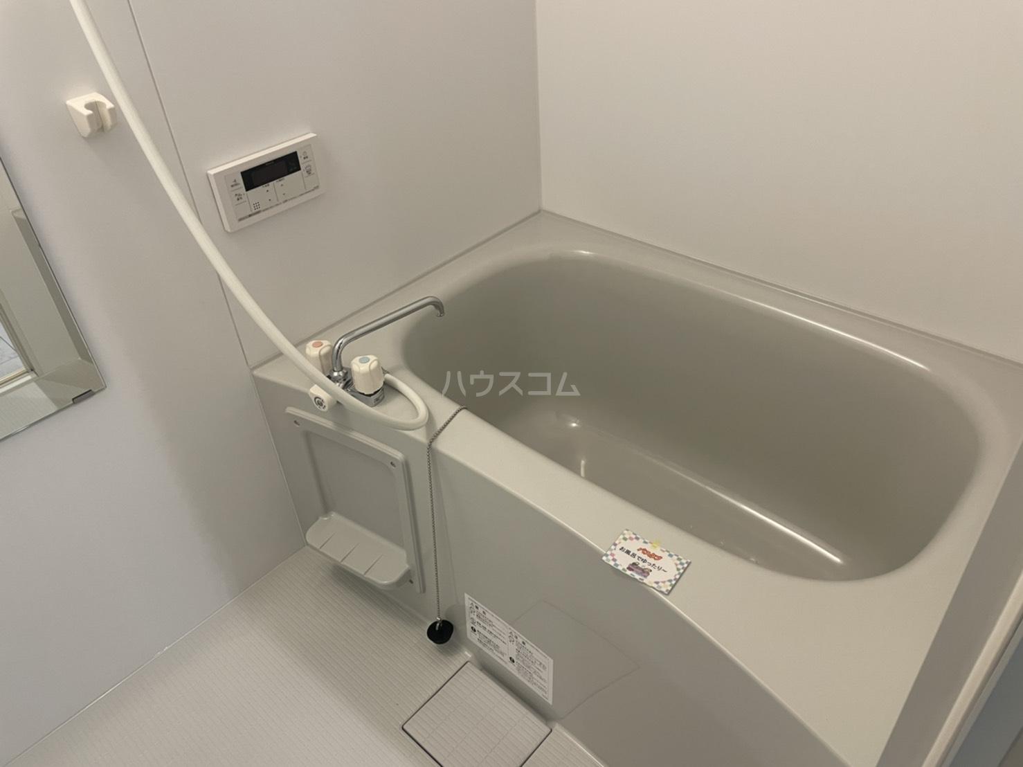 ルシェルブルー 101号室の風呂