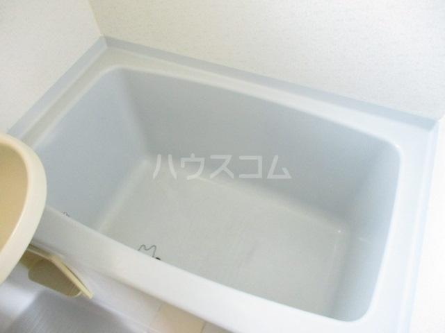 ベルエポック 202号室の風呂
