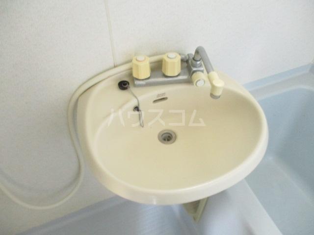 ベルエポック 202号室の洗面所