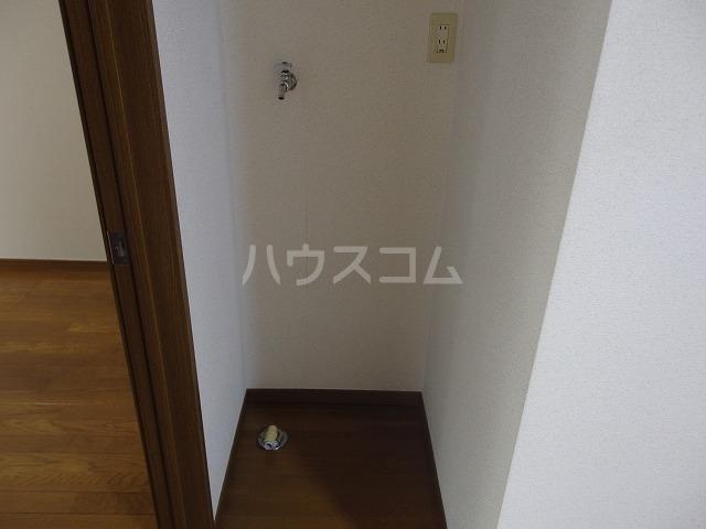 ビューロイヤル 203号室のキッチン