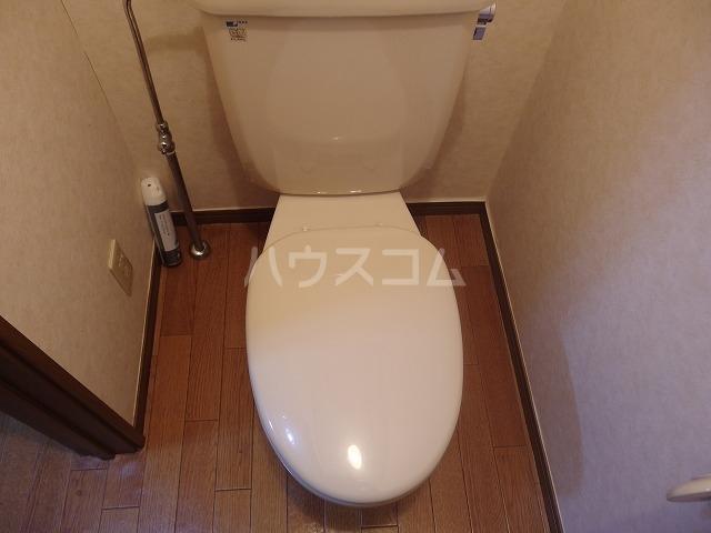 ビューロイヤル 203号室の洗面所
