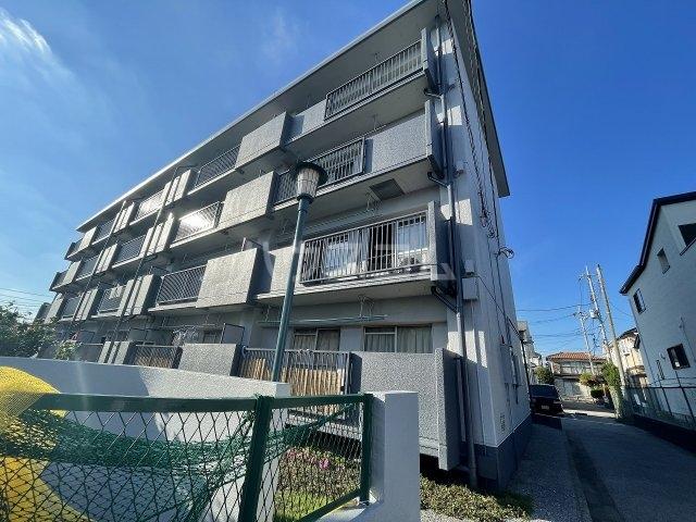 西町川井マンション外観写真