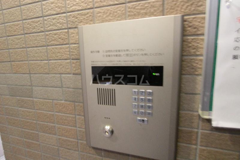アズビオス元城 904号室のセキュリティ