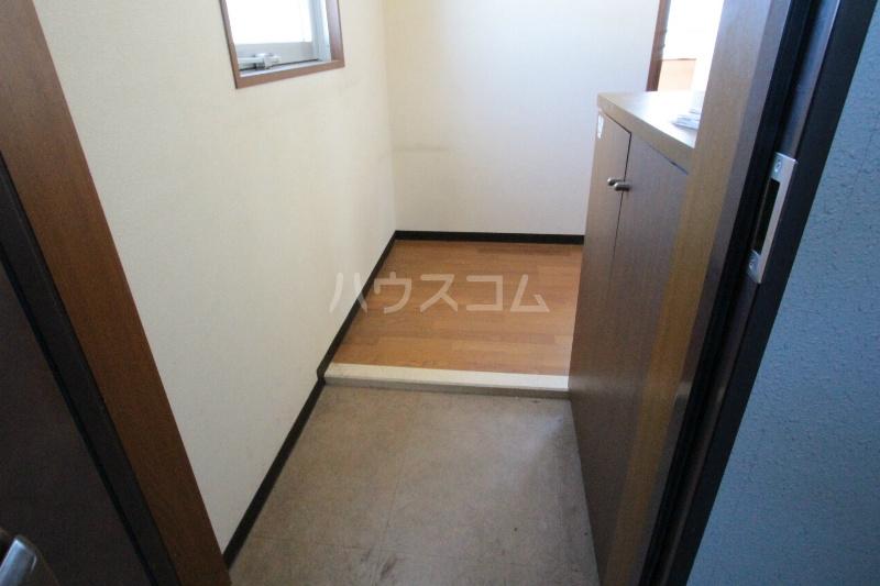 アズビオス元城 904号室の玄関
