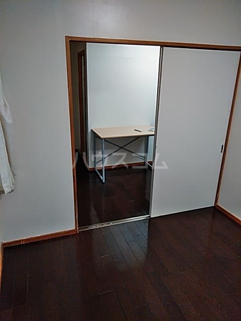 栗橋国分アパートA号棟 101号室のベッドルーム