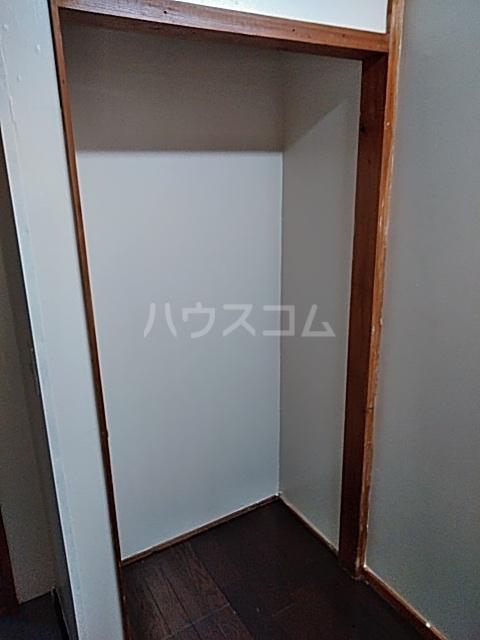栗橋国分アパートA号棟 101号室の収納