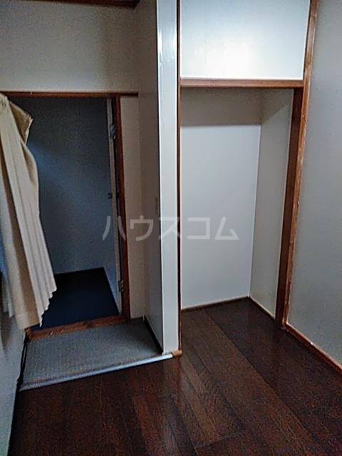 栗橋国分アパートA号棟 101号室の玄関