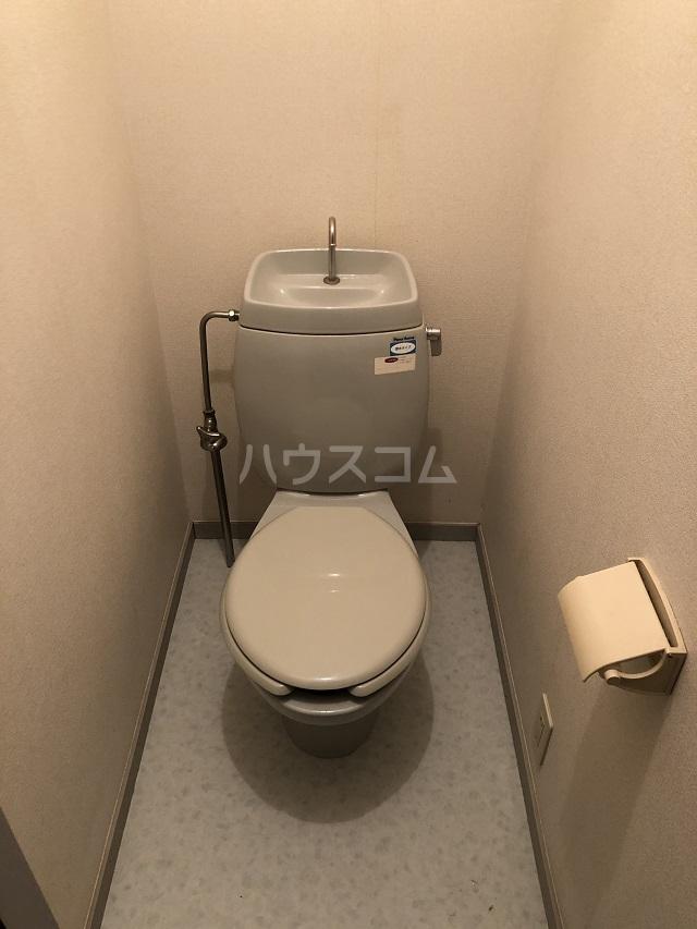 ウィステリアⅡのトイレ