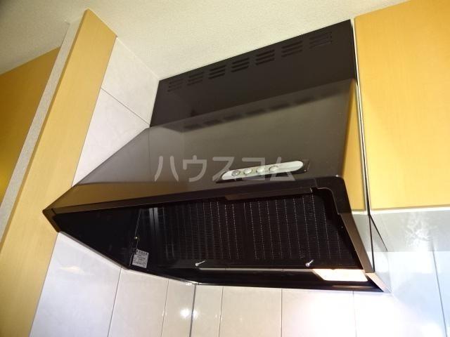 エクセレンスアイディ 208号室の設備
