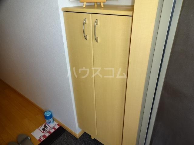エクセレンスアイディ 208号室の玄関