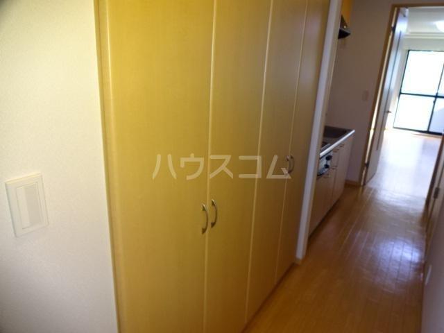 エクセレンスアイディ 208号室の収納