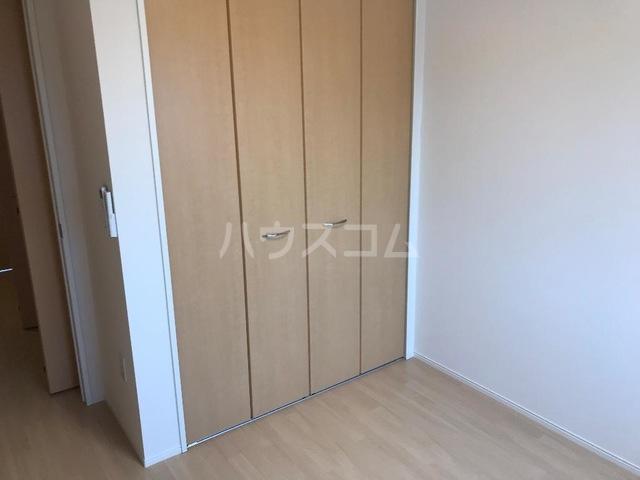 ルミナス スカイ 201号室の収納