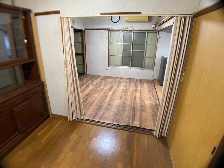 ガレージハウス三浦のベッドルーム