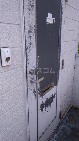 エンゼル東川口 205号室の玄関