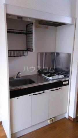 エンゼル東川口 205号室のキッチン
