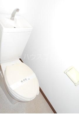 ワイズスクエアのトイレ