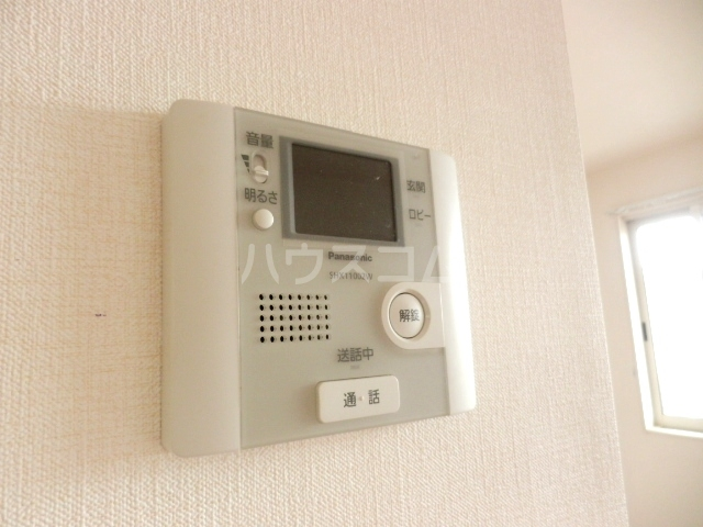 プルメリア 103号室のセキュリティ