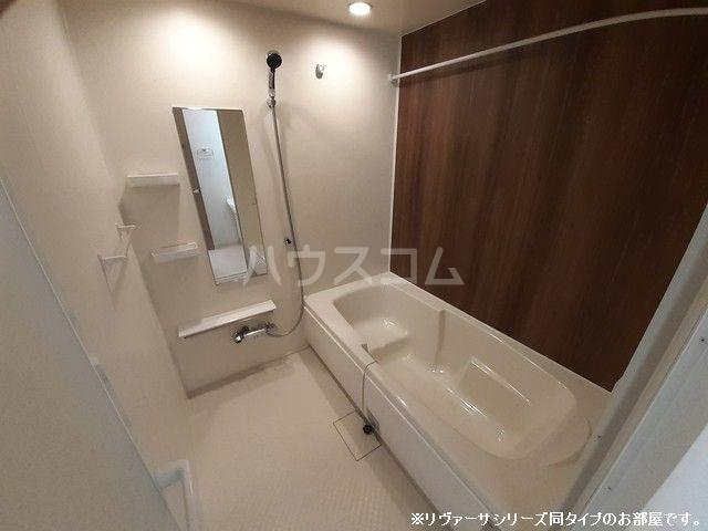 プルメリア イースト D 01010号室の風呂