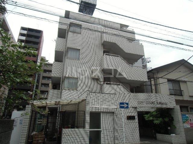 スカイコート川崎外観写真