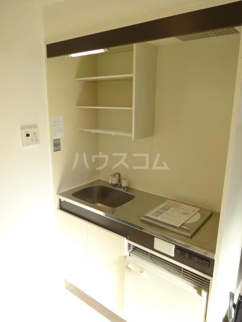 NEXTA桂 203号室のキッチン