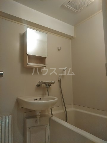 スクエアKⅡ 307号室の風呂