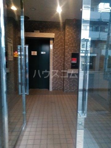 スクエアKⅡ 307号室の玄関