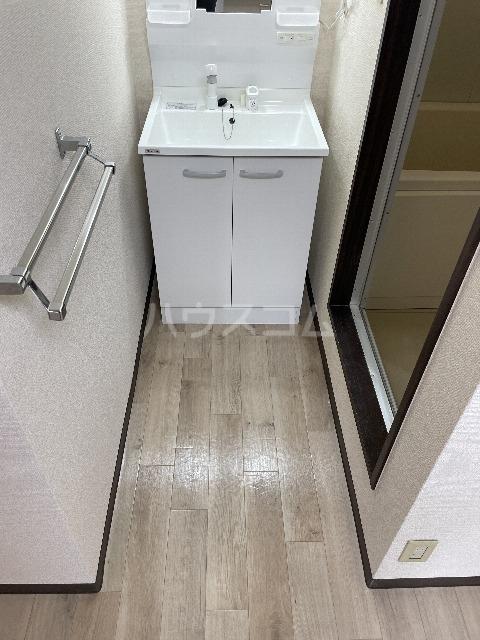 シャンボール今伊勢A 205号室の洗面所