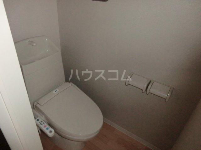 サニーテラス 101号室のトイレ
