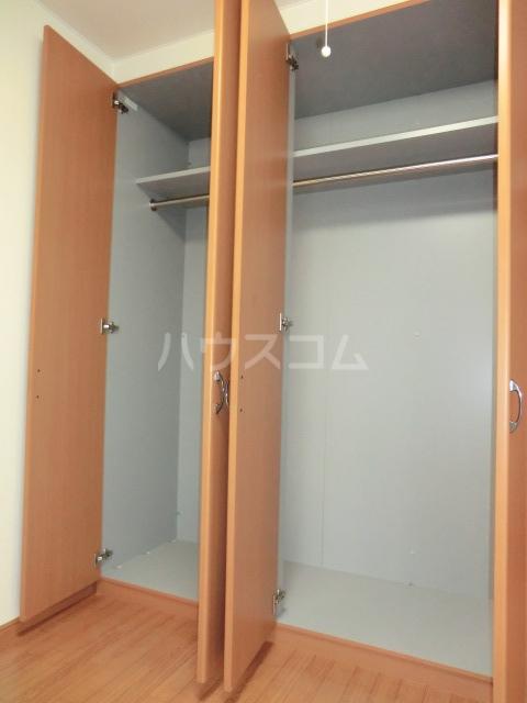 YOUコーポ 105号室の収納