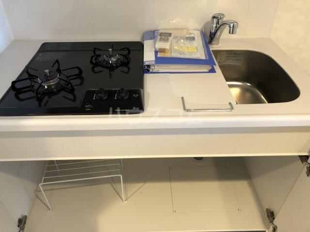ハーモニーレジデンス池袋ウエストゲート 302号室のキッチン