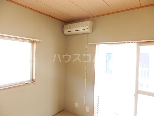 エスティコーポ 101号室の収納