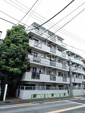 ハイシティ桜新町外観写真