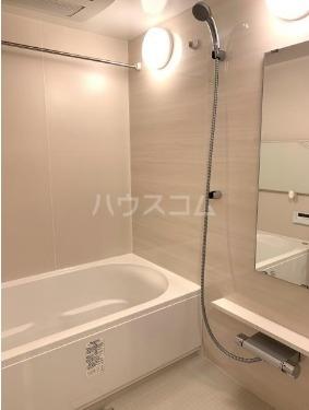 SHINTO CITY A911号室の風呂