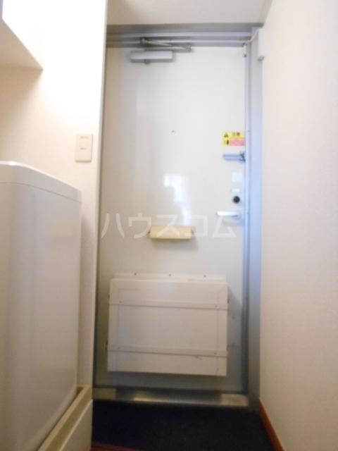 レオパレスアムール 102号室の玄関