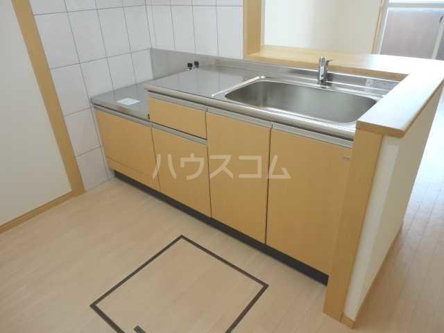 Mount Lip Yamaguchi 102号室のキッチン