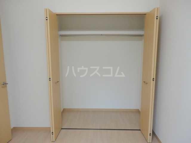 Mount Lip Yamaguchi 102号室の収納