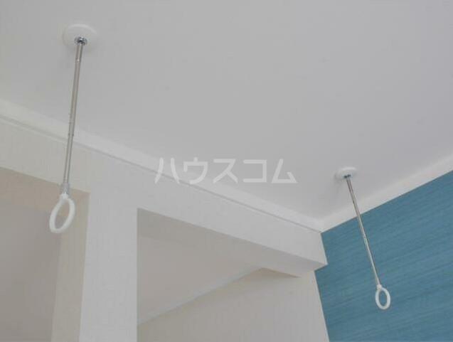 メゾンソレイユ 1-D号室の設備