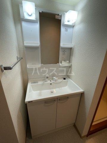 M・ソレイユ21 502号室のトイレ