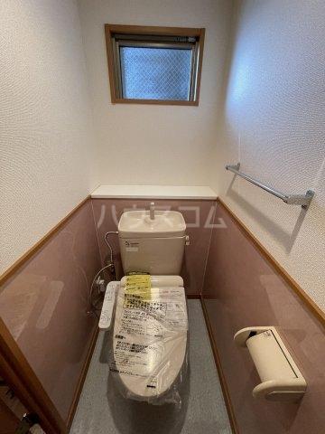 M・ソレイユ21 502号室の洗面所