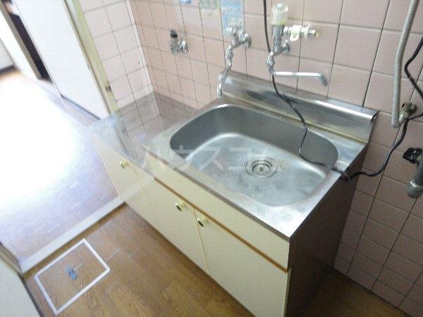 アビリティー桂 203号室の風呂