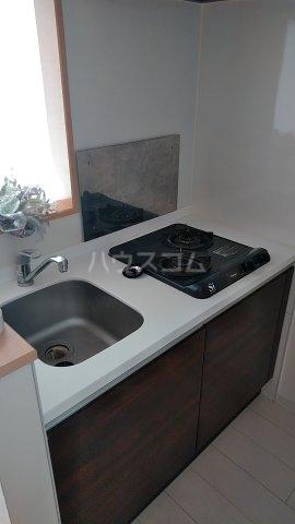 フェニックス大崎 202号室のキッチン